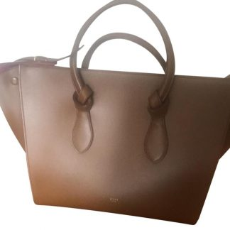 43237424fe61 Canada Céline Knockoff Luggage Mini Dune Khaki Cowhide Leather ...